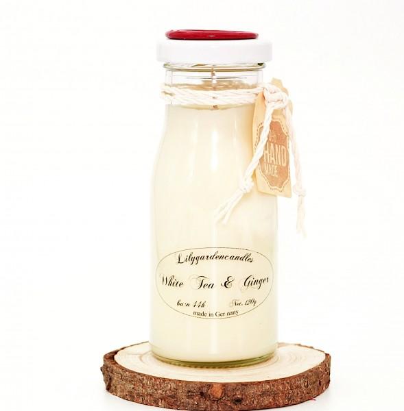 White Tea & Ginger Milk Bottle small