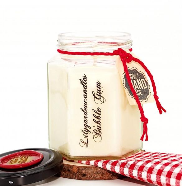 Bubble Gum Country House Jar medium