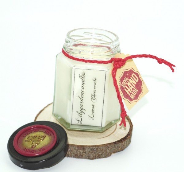 Lemon Cheesecake Country House Jar small