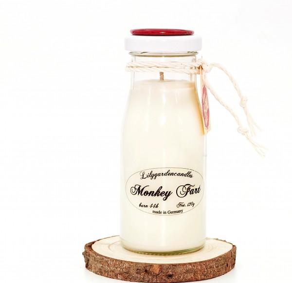 Monkey Fart Milk Bottle small