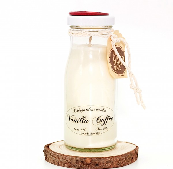 Vanilla Coffee Milk Bottle small