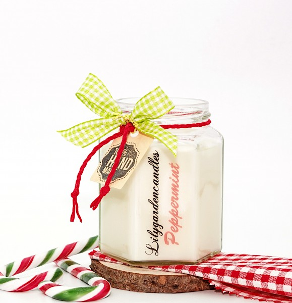 Peppermint Country House Jar medium