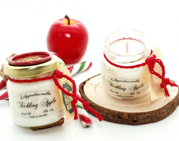 Tickling Apple