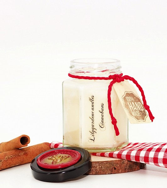 Cinnabuns Country House Jar small