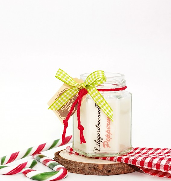 Peppermint Country House Jar small