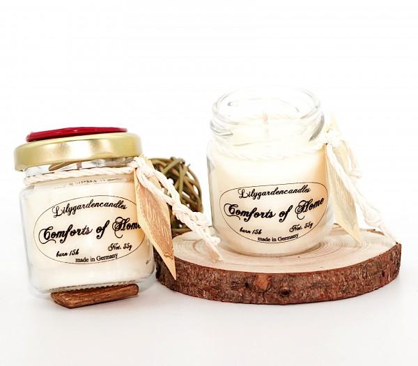 Comforts of Home Tealight Jar