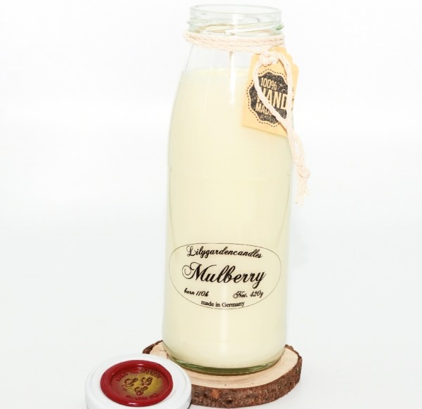Mulberry Milk Bottle large XL