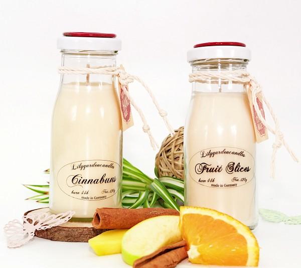 Winterduft Set in der kleinen Milk Bottle