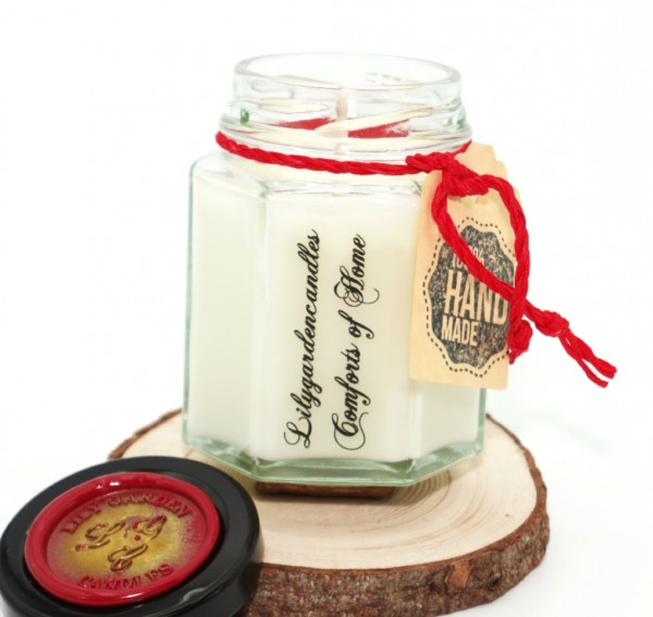 Comforts of Home Country House Jar small