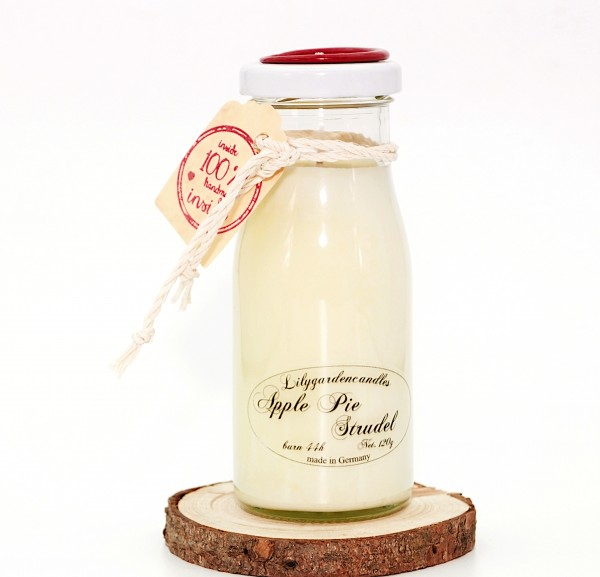 Apple Pie Strudel Milk Bottle small