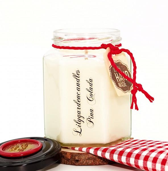 Pina Colada Country House Jar medium