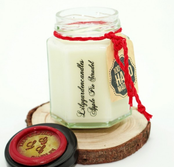 Apple Pie Strudel Country House Jar small