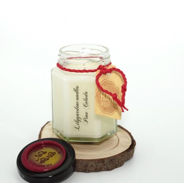 Pina Colada Country House Jar small