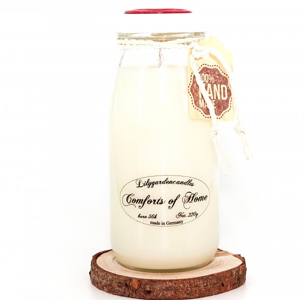 Comforts of Home Milk Bottle large
