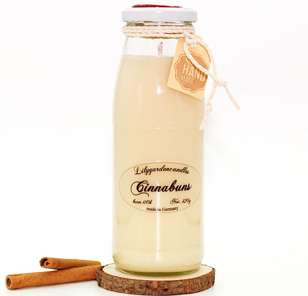 Cinnabuns Milk Bottle XL