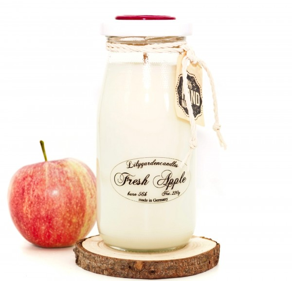 Fresh Apple Milk Botlle large