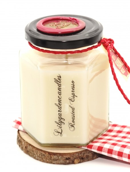 Roasted Espresso Country House Jar medium