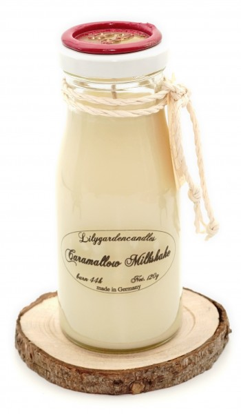 Caramellow Milkshake Milk Bottle small