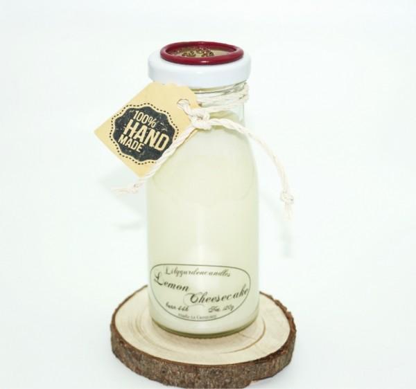 Lemon Cheesecake Milk Bottle small