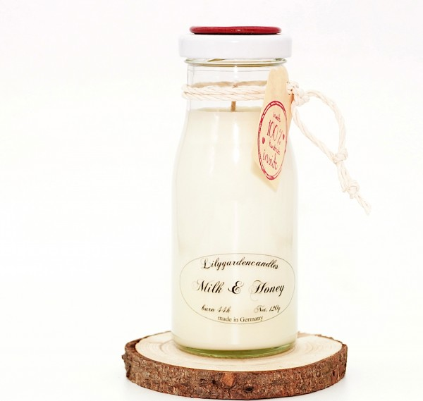 Milk & Honey Milk Bottle small