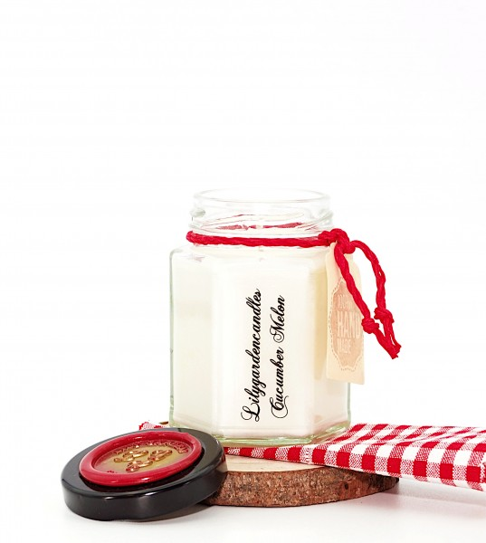 Cucumber Melon Country House Jar small