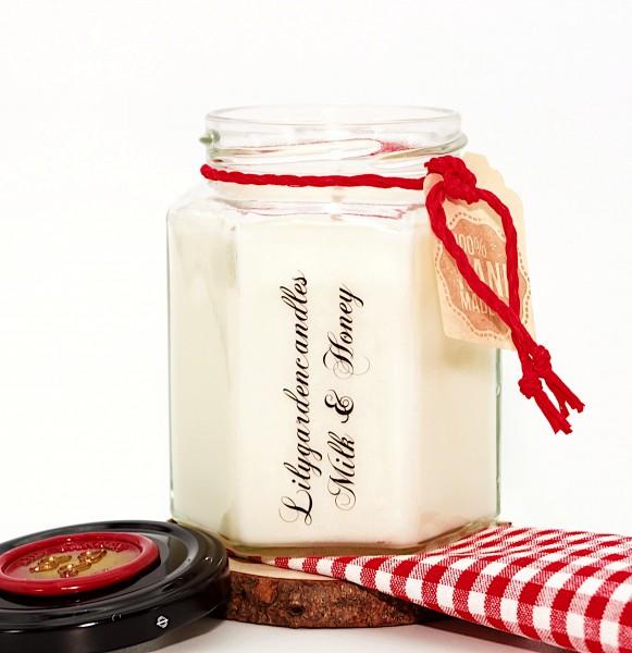 Milk & Honey Country House Jar medium