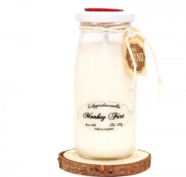 Monkey Fart Milk Bottle large