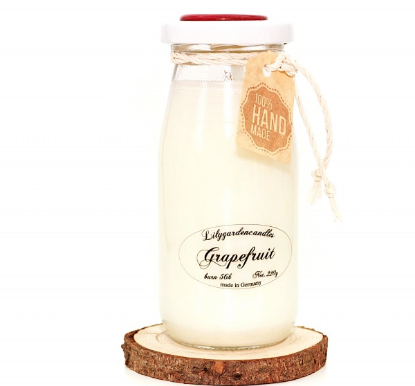 Grapefruit Milk Bottle large