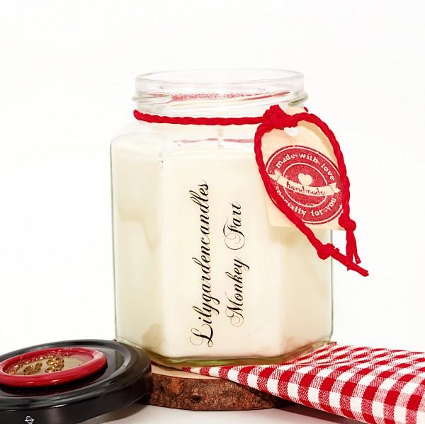 Monkey Fart Country House Jar medium