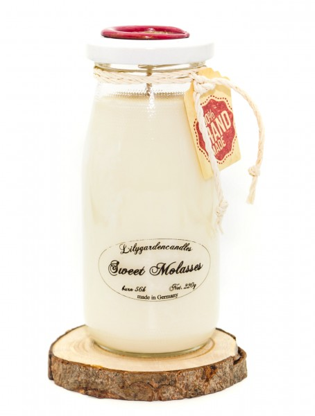 Sweet Molasses Milk Bottle large