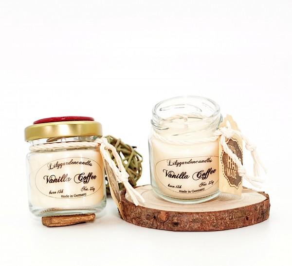 Vanilla Coffee Tealight Jar