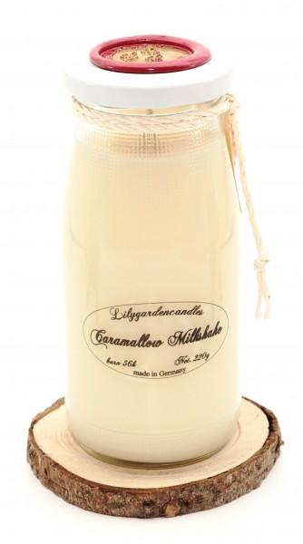Caramellow Milkshake Milk Bottle small