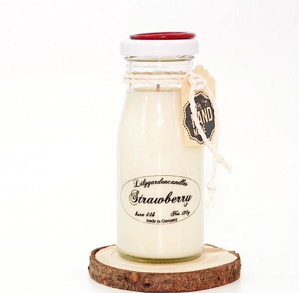 Strawberry Milk Bottle small