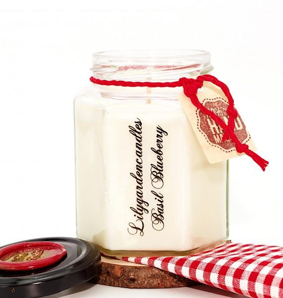 Basil Blueberry Country House Jar medium