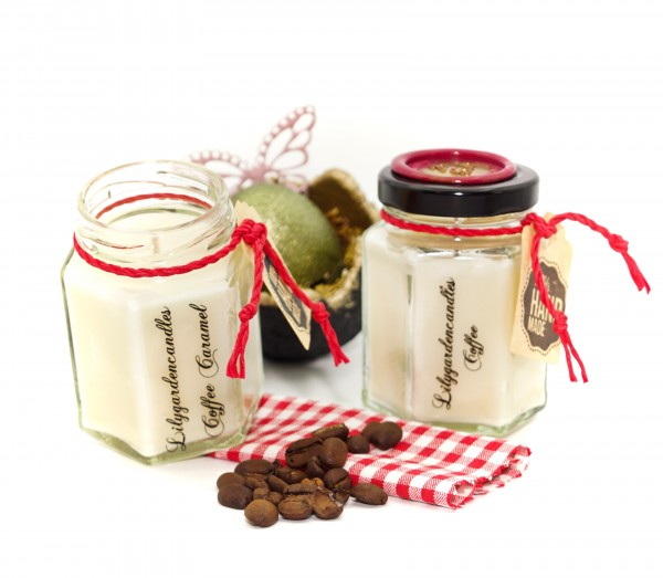 Set Kaffeeduft im Country House Jar small