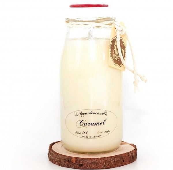 Caramel Milk Bottle large