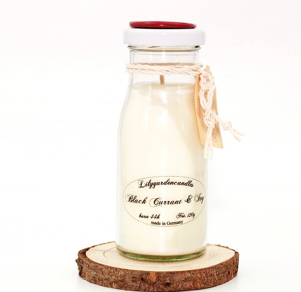 Black Currant & Ivy Milk Bottle small
