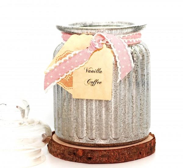 Vanilla Coffee Antique Jar
