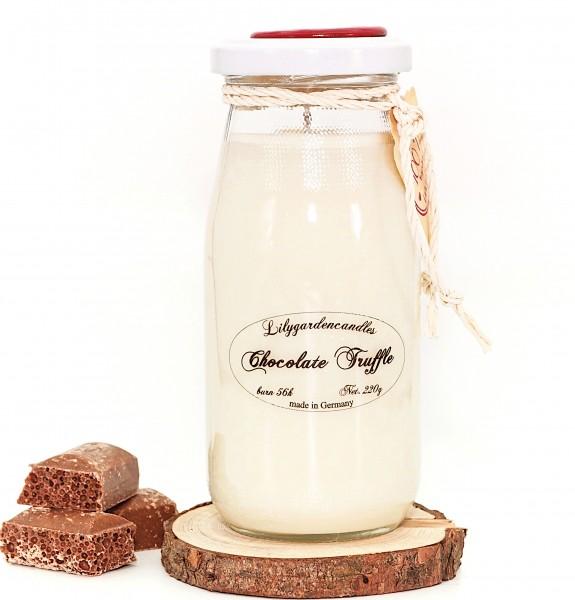 Chocolate Truffle Milk Bottle large