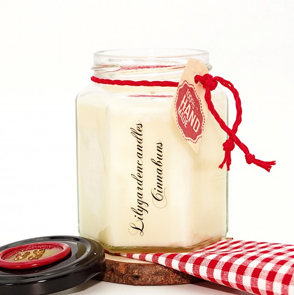 Cinnabuns Country House Jar medium
