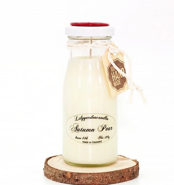 Autumn Pear Milk Bottle small
