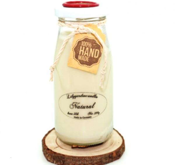 Natural Milk Bottle large