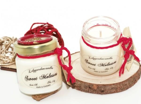 Sweet Molasses Tealight Jar