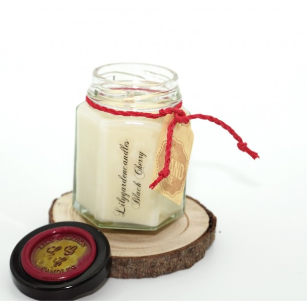 Black Cherry Country House Jar small