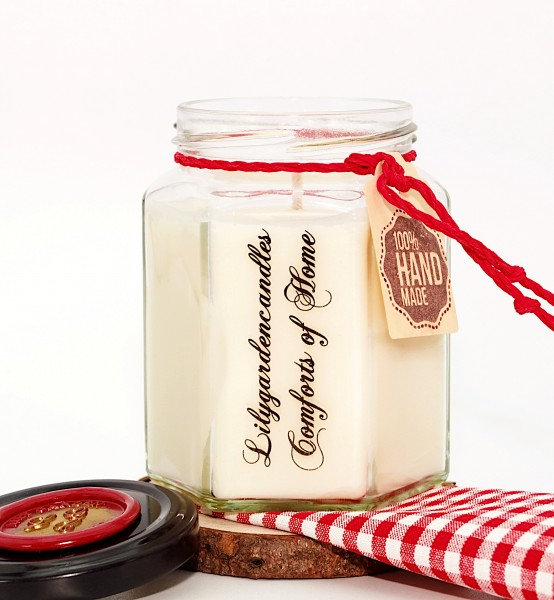 Comforts of Home Country House Jar medium
