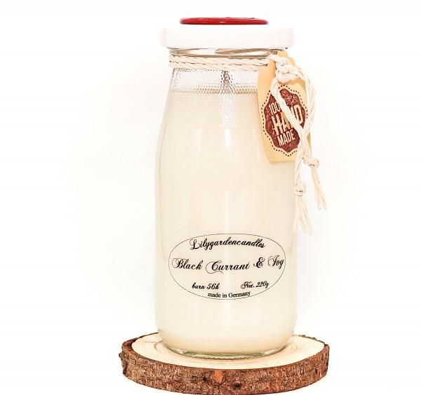 Black Currant & Ivy Milk Bottle large