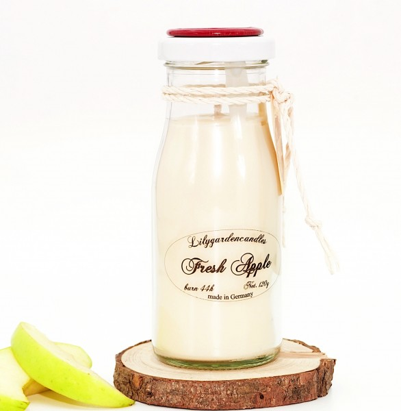 Fresh Apple Milk Botlle small