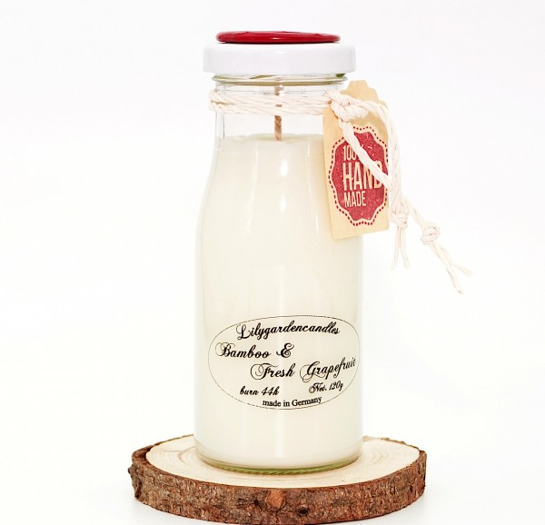Bamboo & fresh Grapefruit Milk Bottle small