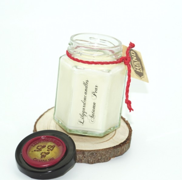 Autumn Pear Country House Jar small