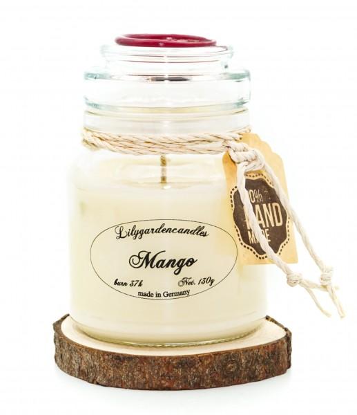 Mango Stopper Jar